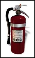 fire extinguisher multipurpose dry chemical