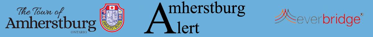 Amherstburg Alert